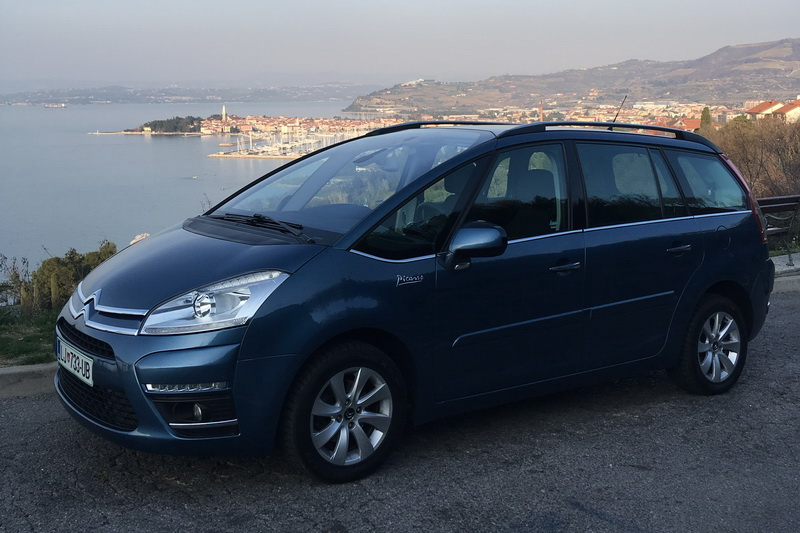 CITROEN C4 GP car rental in Slovenia